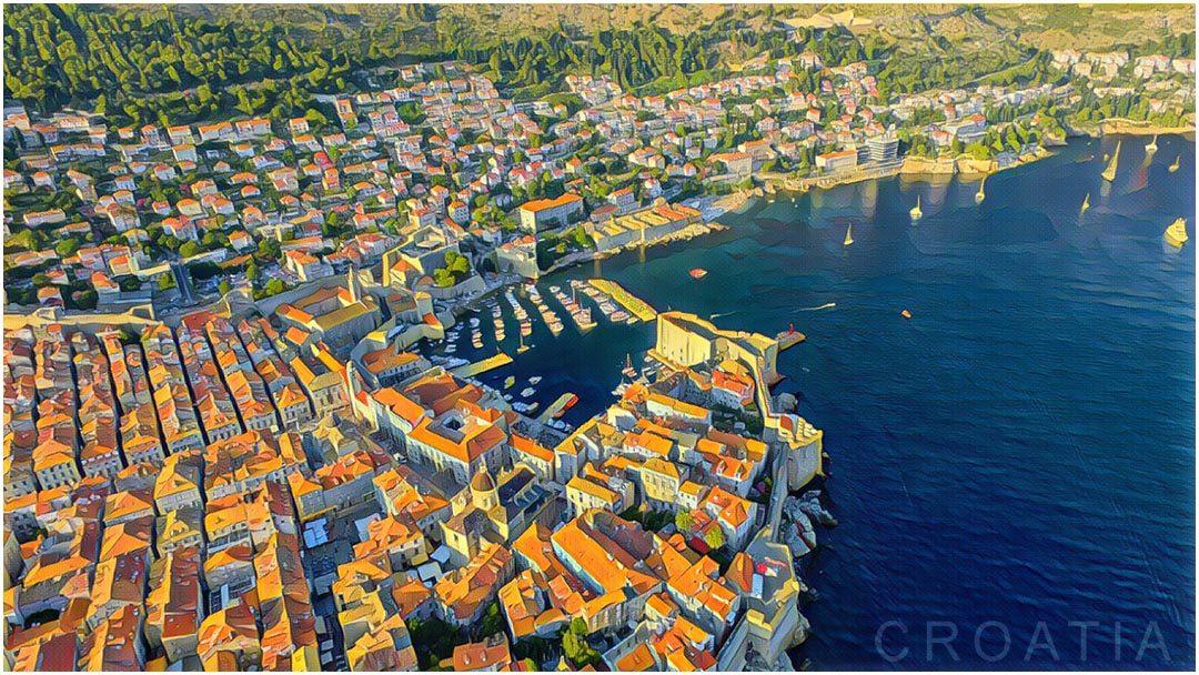 Cheap flights to Croatia