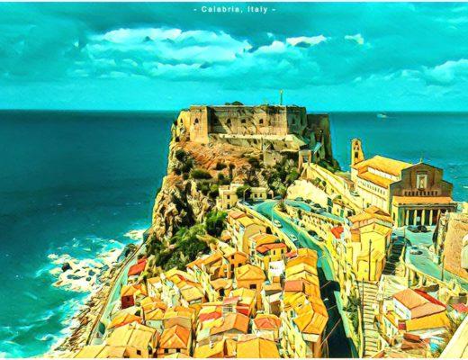 Pigūs skrydžiai į Kalabriją