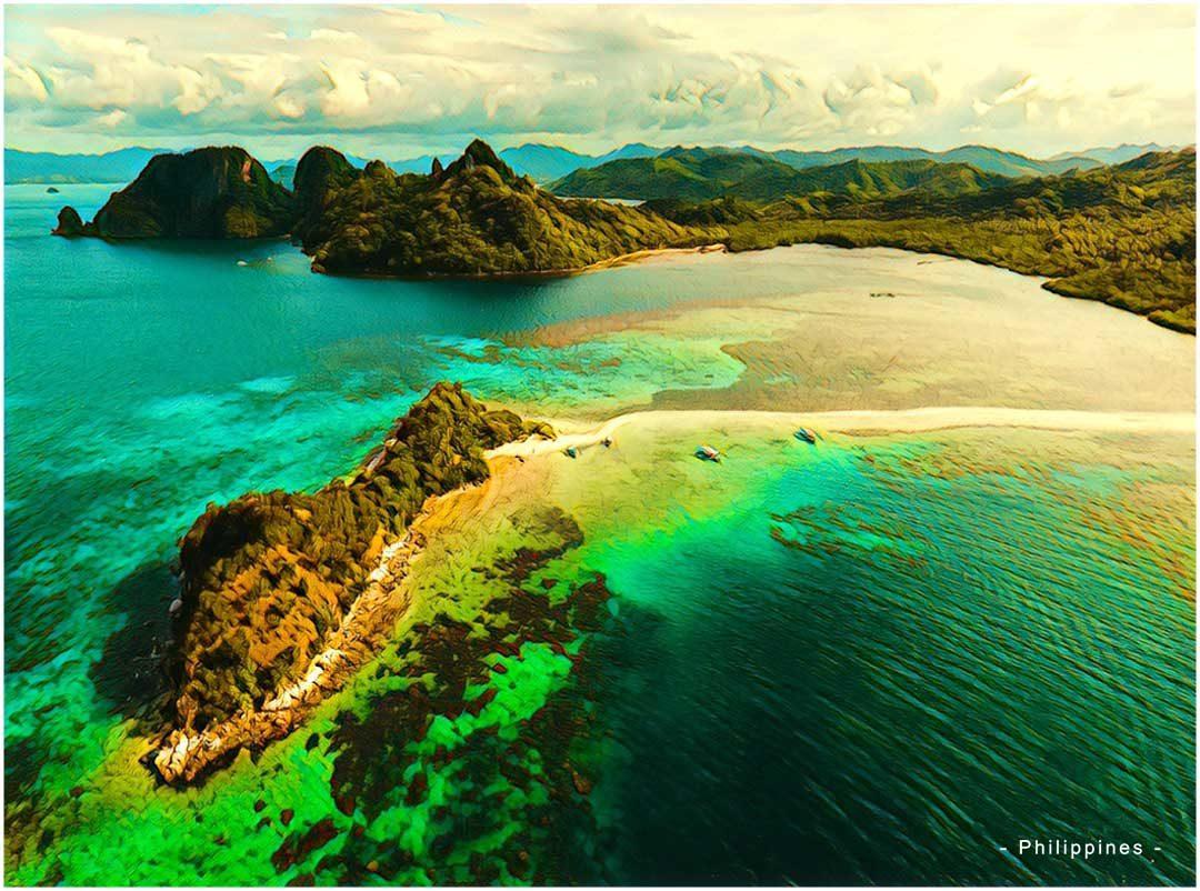 Pigūs skrydžiai į Filipinus
