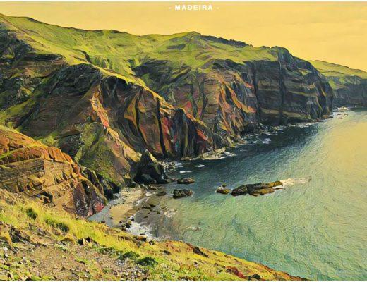 Ryga Madeira Atostogos