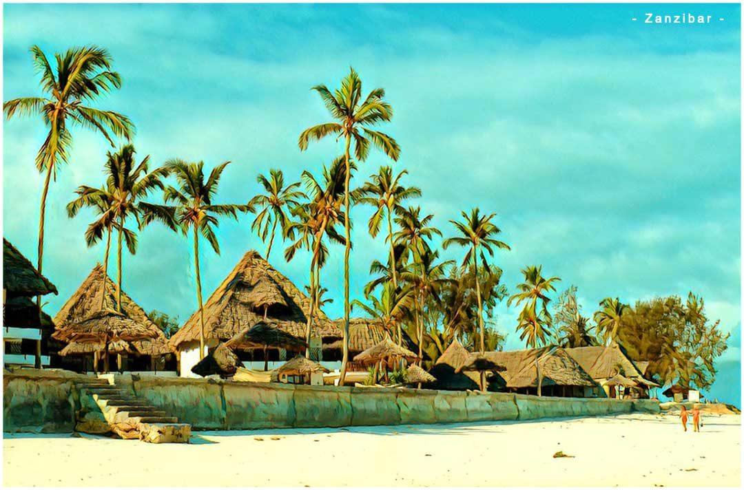 Flights to Zanzibar