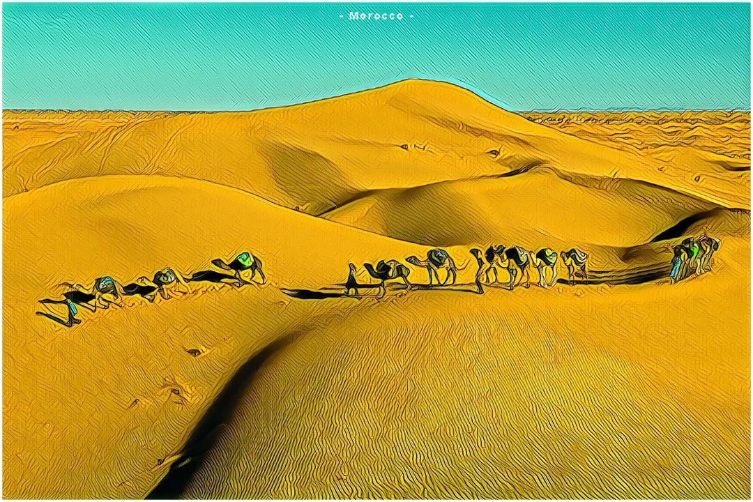 Flights to Morocco