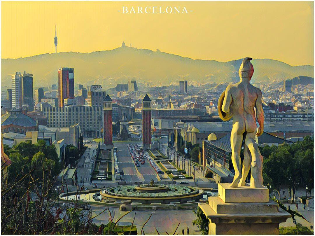 Vilnius Barcelona
