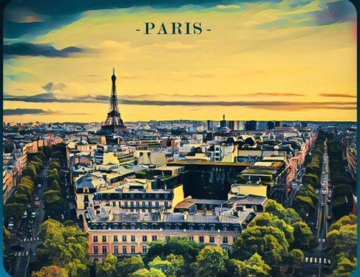 Vilnius Paris