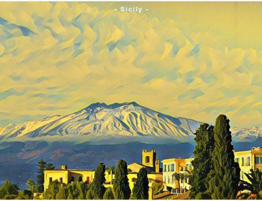 Vilnius Palermo Sicily