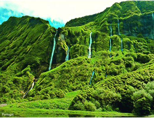 Ryga Azorai Ponta Delgada