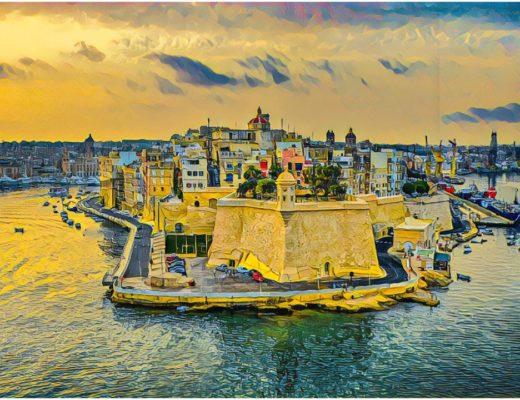 Riga Malta Weekend