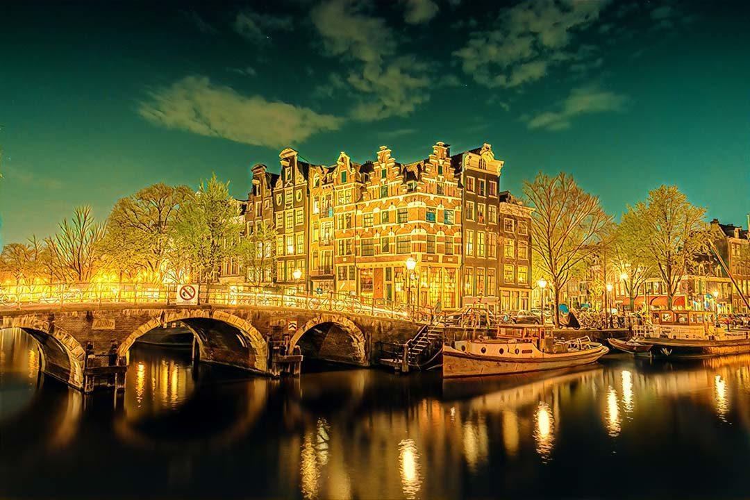 Vilnius Amsterdam Netherlands Weekend