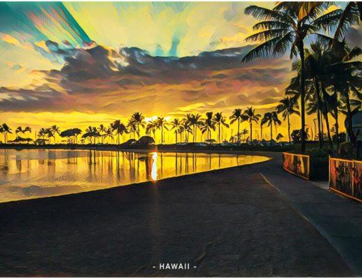 Kaunas Honolulu Havajai