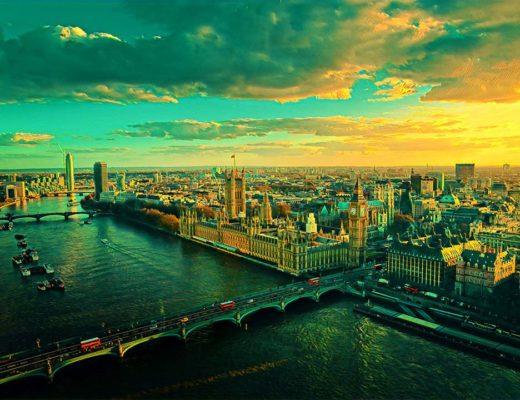 Vilnius London UK Weekend