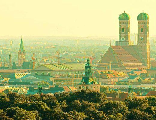 Vilnius Munich Germany Weekend