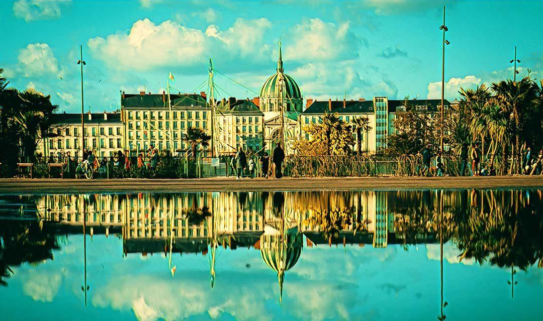 Riga Nantes France Weekend