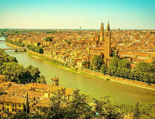 Riga Verona Italy Weekend