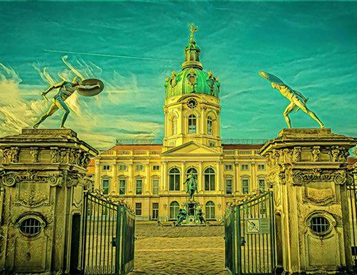Riga Berlin Germany Weekend