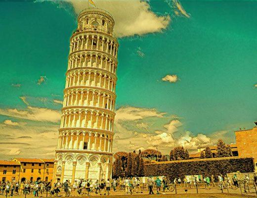 Riga Pisa Italy Weekend