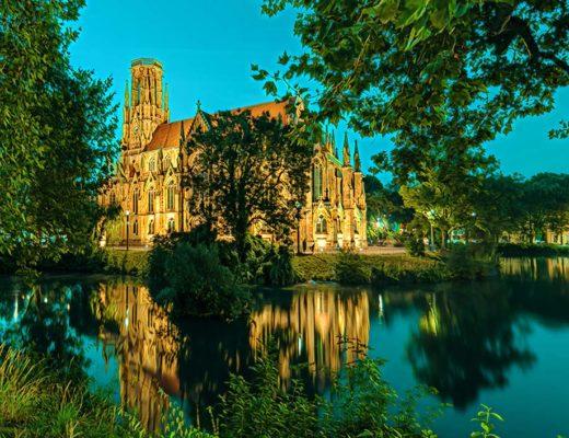 Riga Stuttgart Weekend