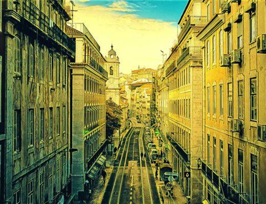 Vilnius Lisbon Portugal Weekend