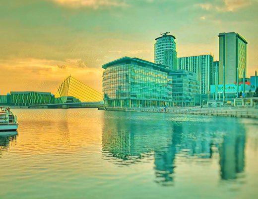 Vilnius Manchester UK Weekend