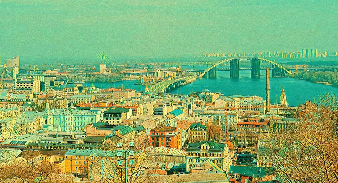 Riga Kyiv Ukraine Weekend