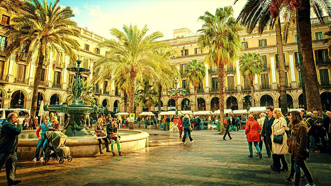 Weekend Flights to Barcelona