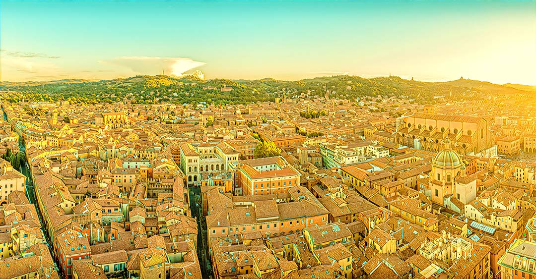 Weekend Flights to Bologna