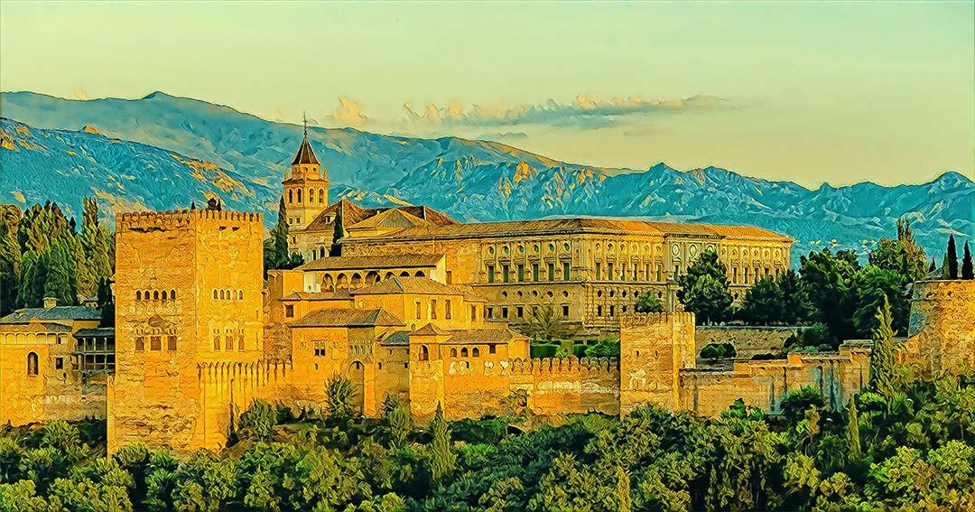 Weekend Flights to Granada