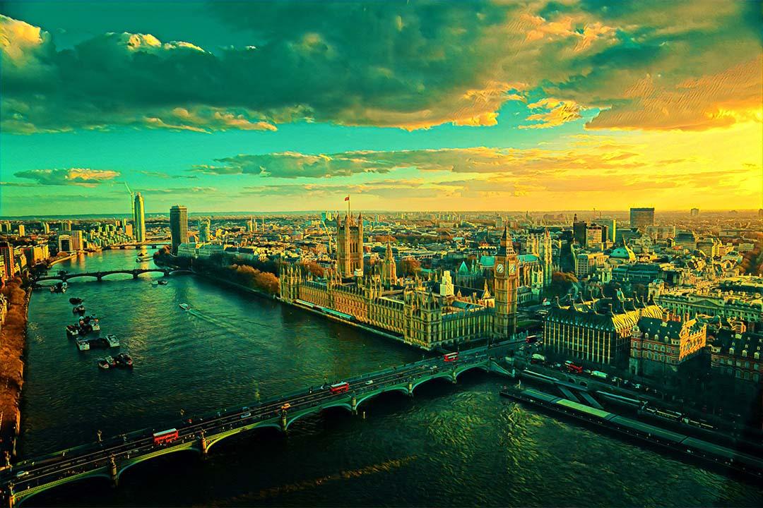 Savaitgalio skrydžiai į Londoną