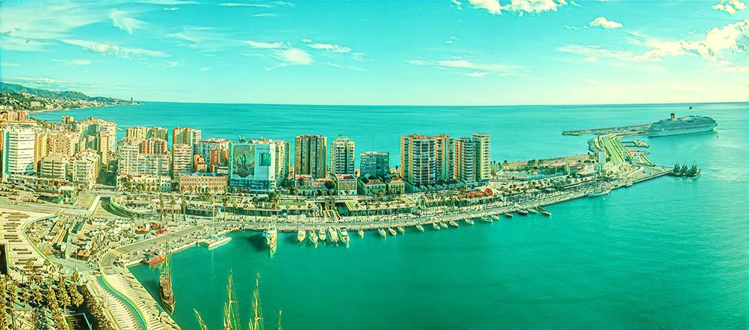 Weekend Flights to Malaga