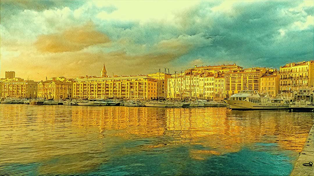 Weekend Flights to Marseille