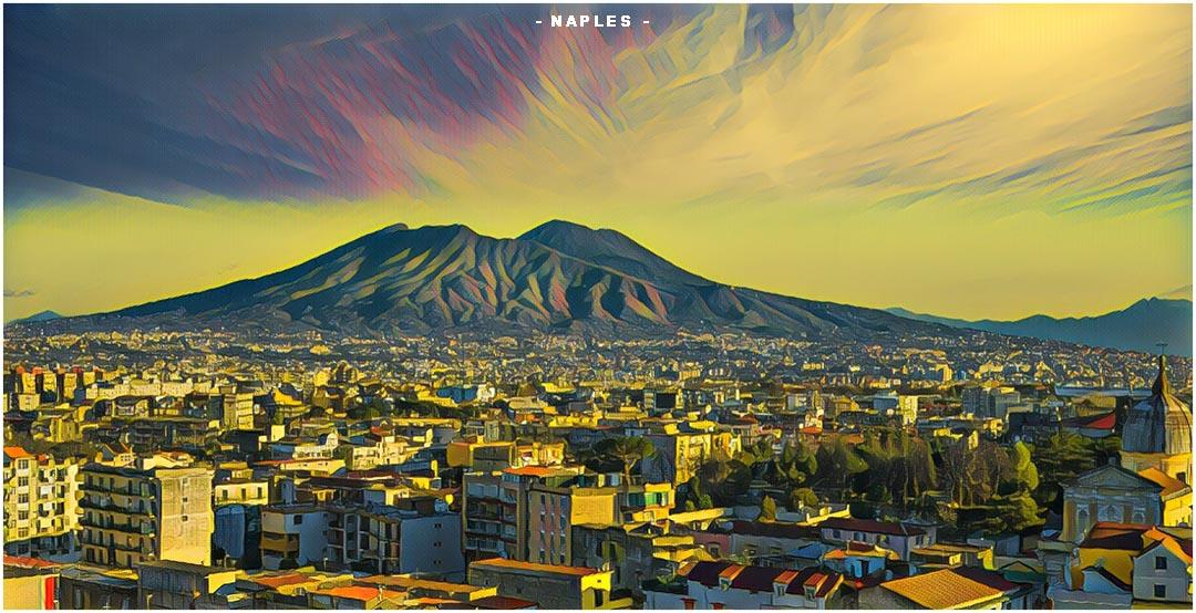 Weekend Flights to Naples
