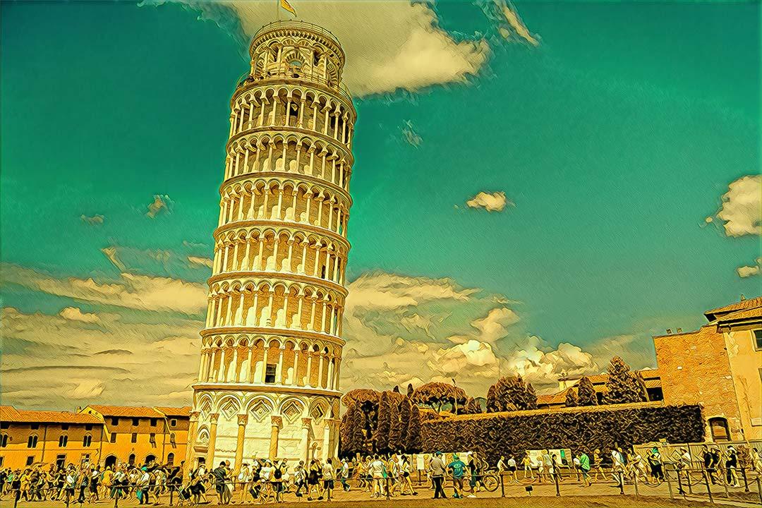 Cheap Weekend flights to Pisa - Travelinch - Find best ...