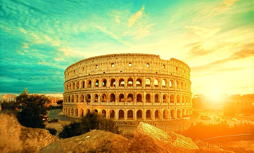 Weekend Flights to Rome