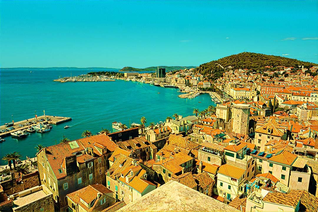 Weekend Flights to Zadar