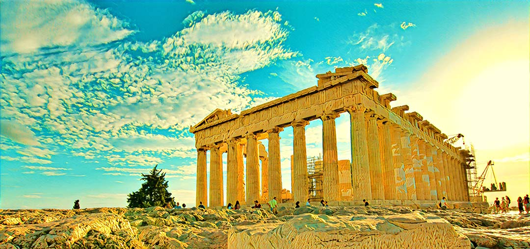 Weekend Flights to Athens