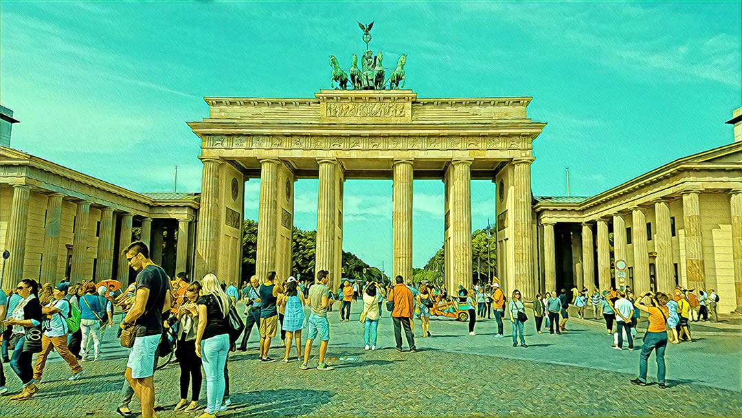 Weekend Flights to Berlin