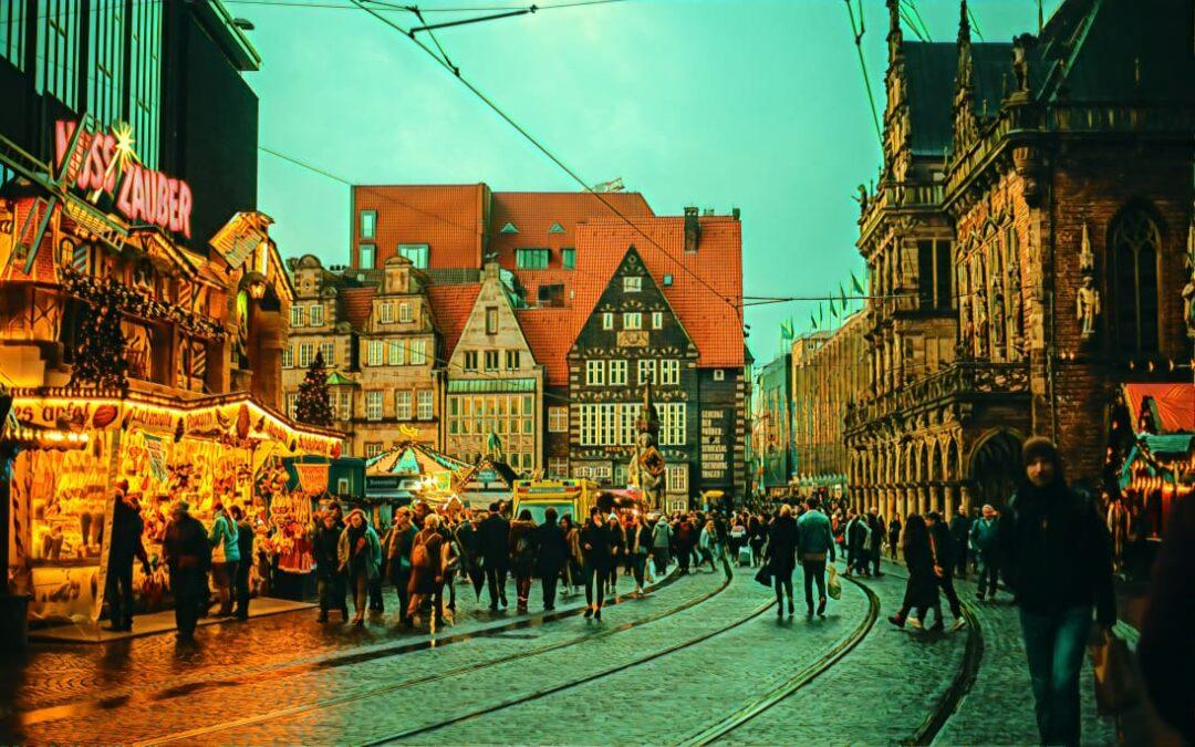 Weekend Flights to Bremen