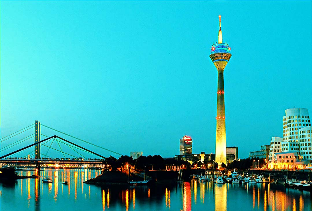Weekend Flights to Dusseldorf