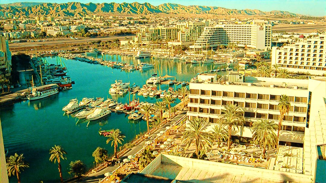 Cheap Flights to Eilat