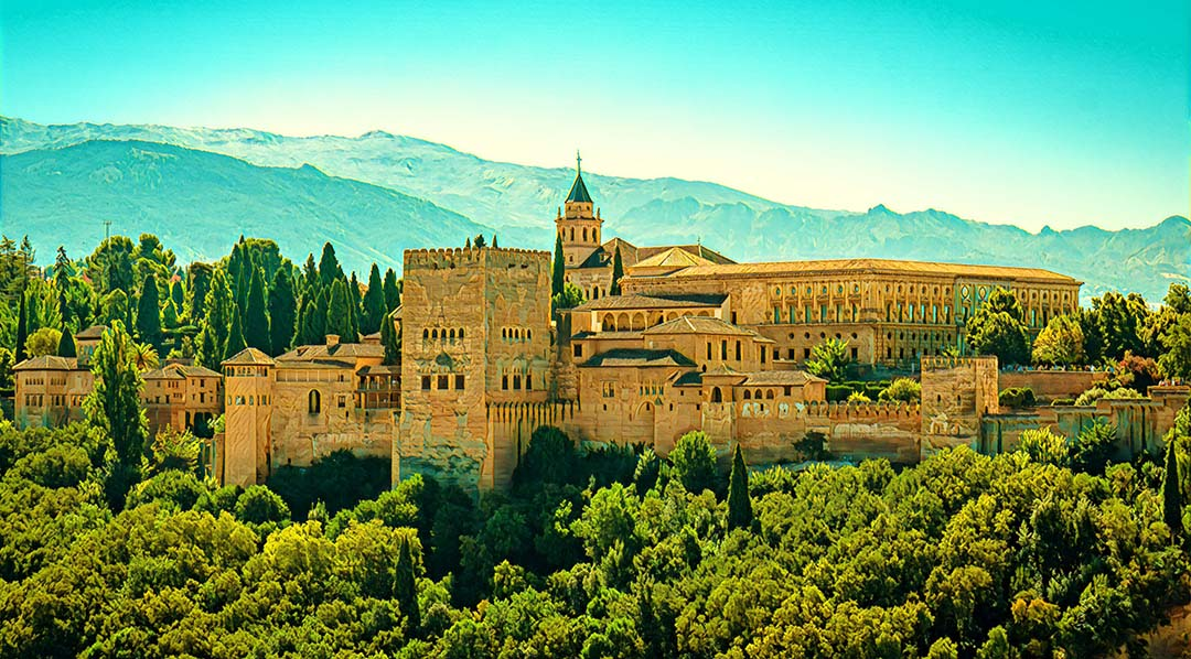 Cheap Flights to Granada