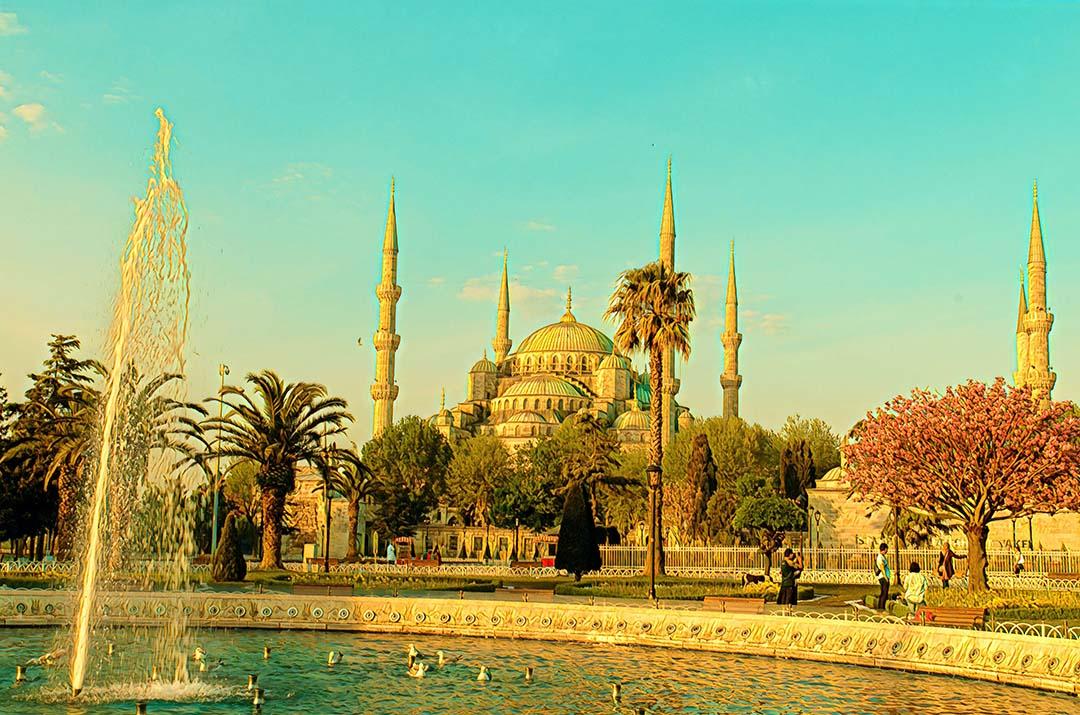 Weekend Flights to Istanbul