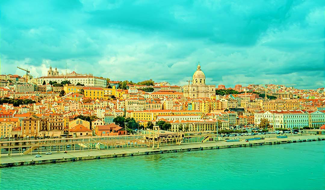 Weekend Flights to Lisbon