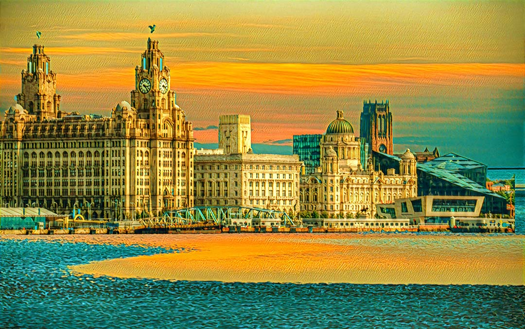 Weekend Flights to Liverpool