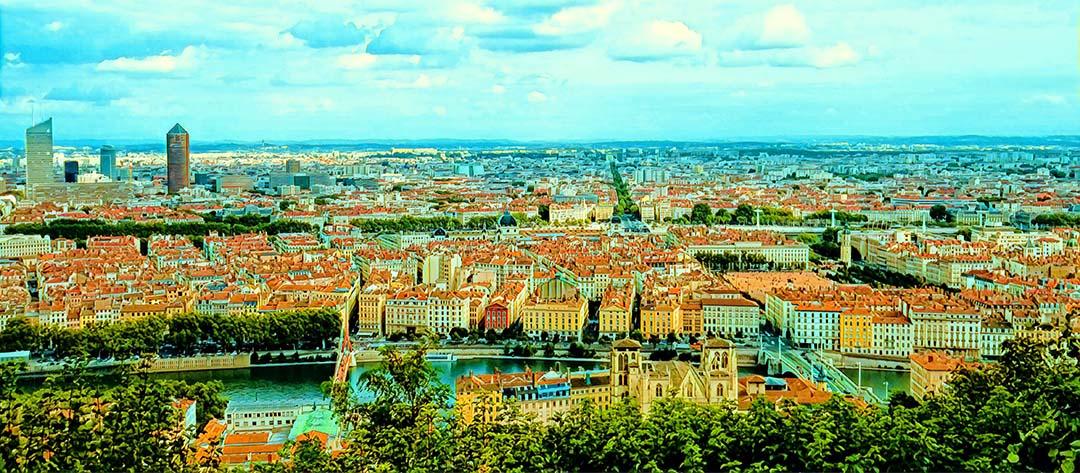 Cheap Flights to Lyon
