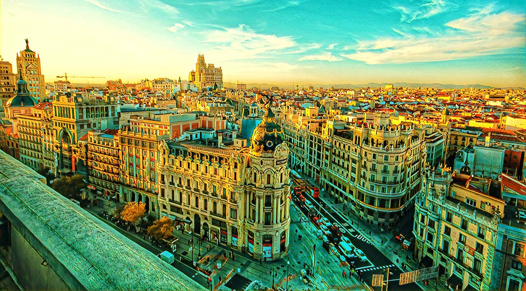 Cheap Flights to Madrid