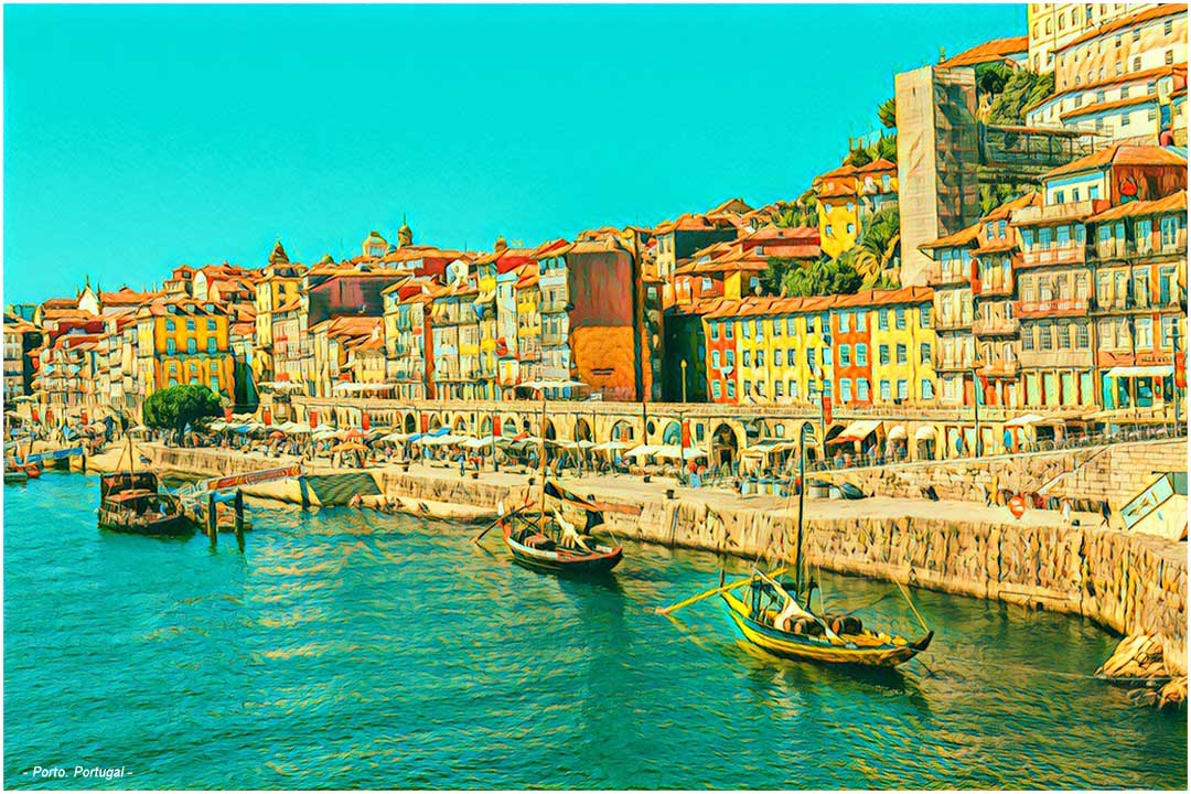 Weekend Flights to Porto