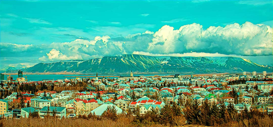 Weekend Flights to Reykjavik