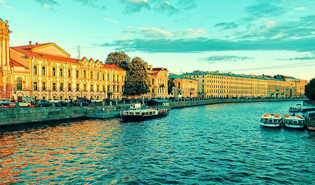 Weekend Flights to Saint Petersburg