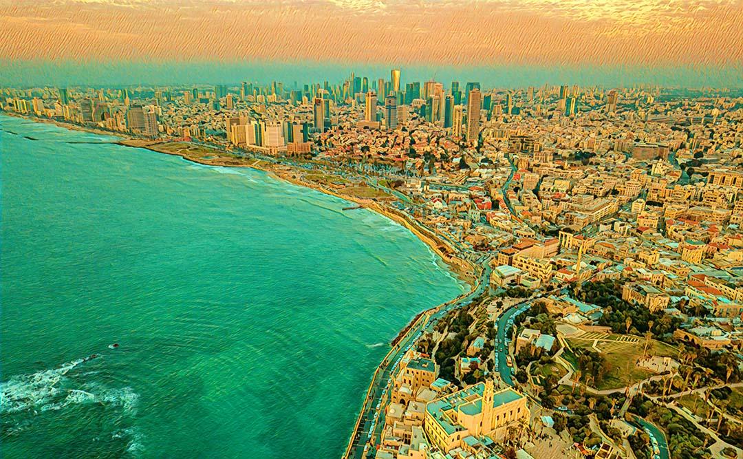 Weekend Flights to Tel Aviv