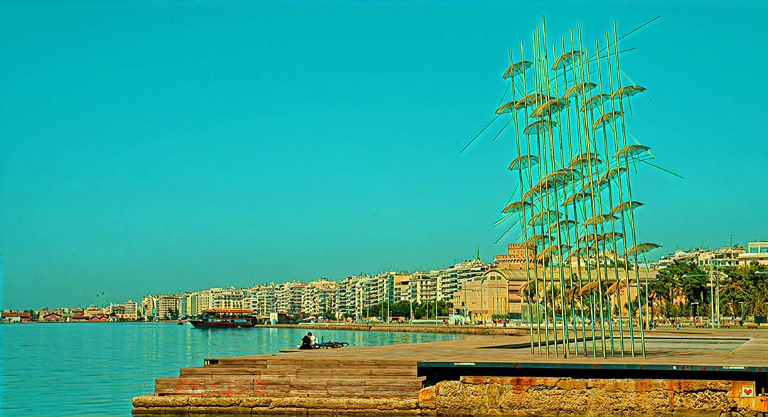Weekend Flights to Thessaloniki