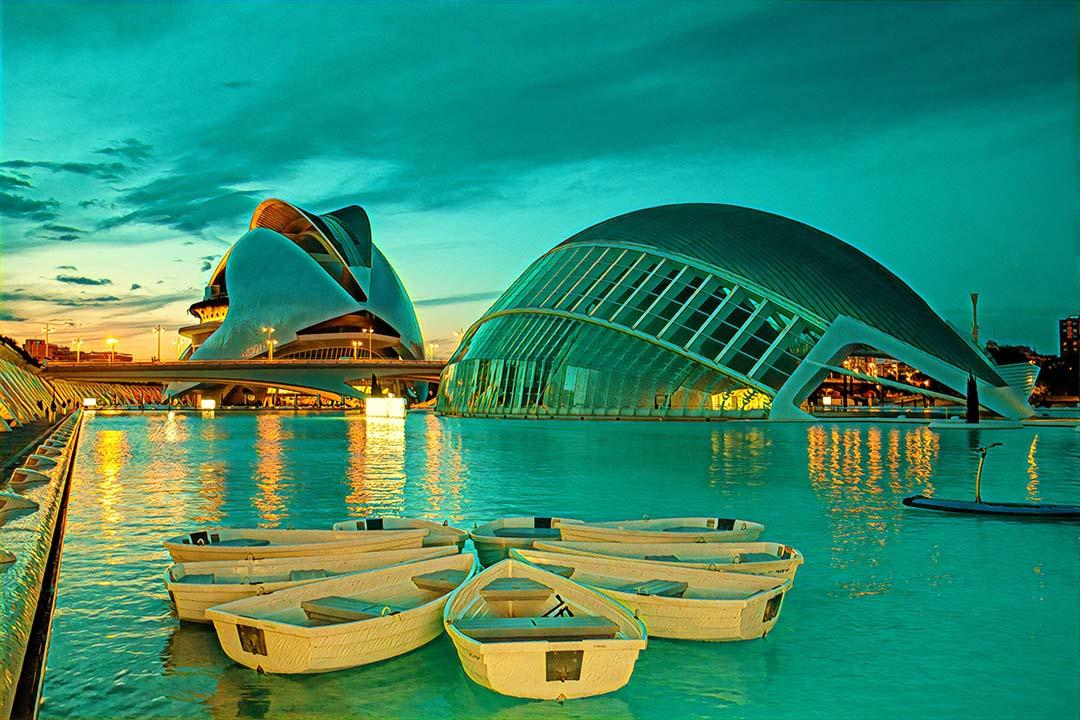 Cheap Flights to Valencia